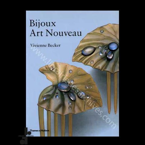 Bijoux Art Nouveau , Librairie des Archives , livres d\u0027art