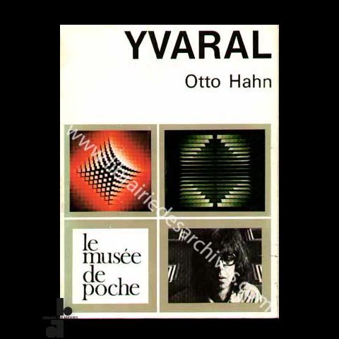 Yvaral Le Musee De Poche Librairie Des Archives Livres