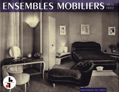 Ensembles mobiliers. Tome 7, 1946 - Bibliothèque de l'image